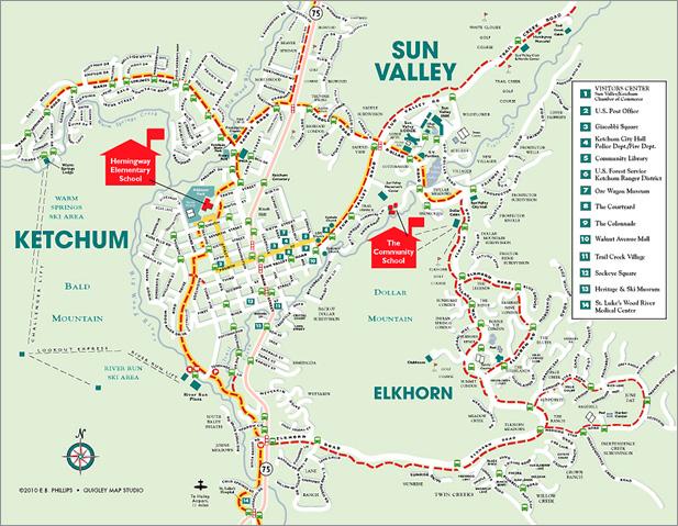 Bike And Pedestrian Programs Mountain Rides